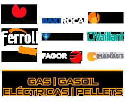 Servicio tecnico de calderas MULTIMARCA en Valdemoro
