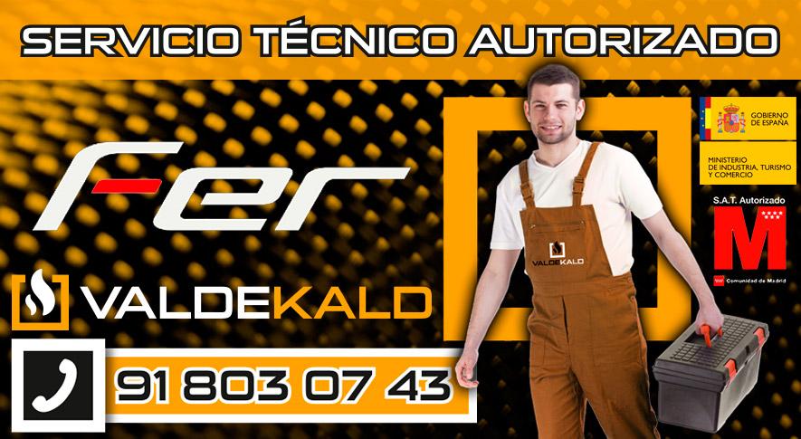 Servicio Tecnico Calderas Fer Valdemoro