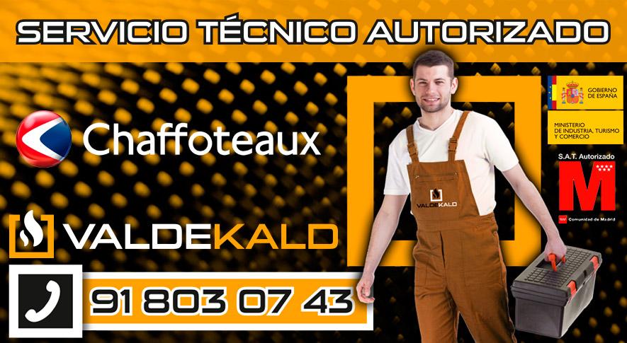 Servicio Tecnico Calderas Chaffoteaux Valdemoro