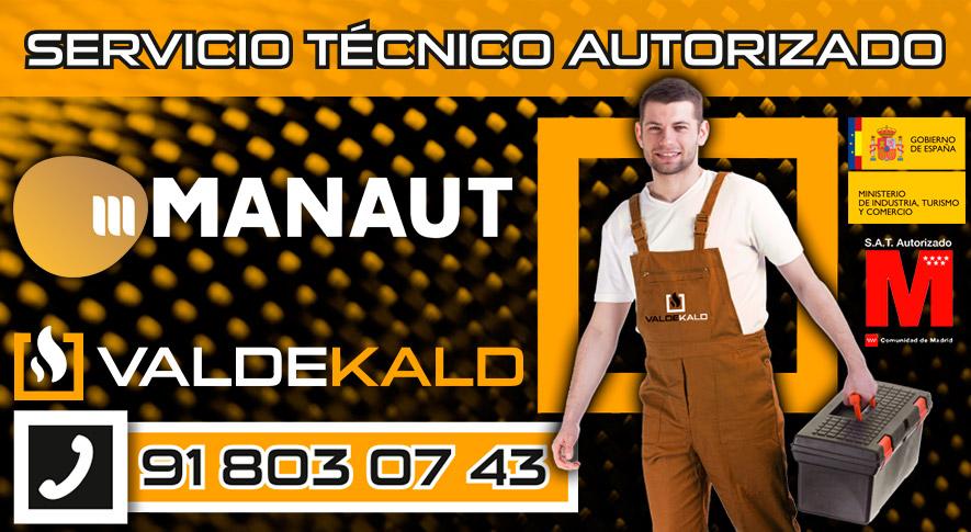 Servicio Tecnico Calderas Manaut Valdemoro