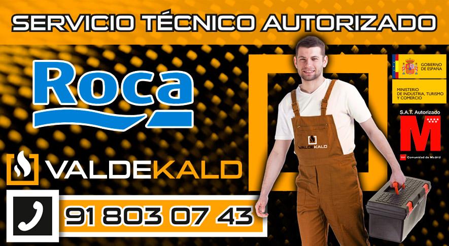 Servicio Técnico Calderas Roca en Valdemoro