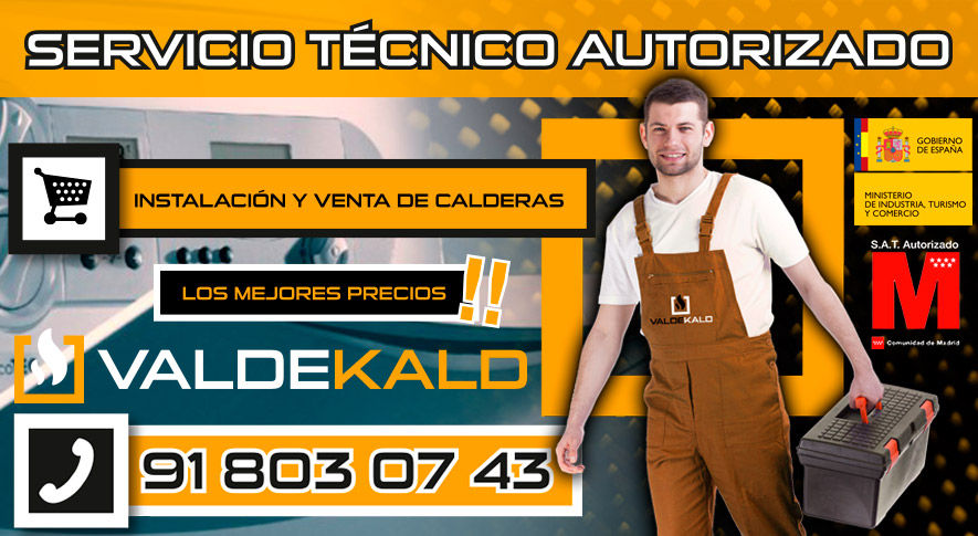 Instalación y venta de calderas en Valdemoro